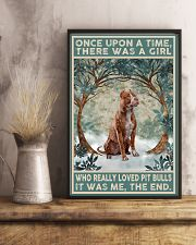 Gold Pitbull Once Upon A Time 11x17 Poster lifestyle-poster-3