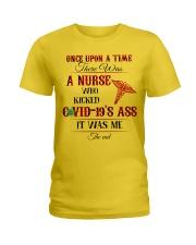 Once Upon A Nurse Ladies T-Shirt thumbnail