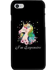 Unicorn I Am Expensive Phone Case thumbnail