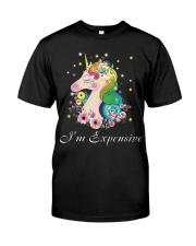 Unicorn I Am Expensive Classic T-Shirt thumbnail