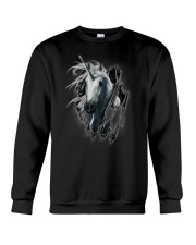 Unicorn Inside Me Crewneck Sweatshirt thumbnail