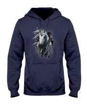 Unicorn Inside Me Hooded Sweatshirt thumbnail