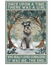 Schnauzer Once Upon A Time 11x17 Poster front