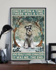 Schnauzer Once Upon A Time 11x17 Poster lifestyle-poster-2