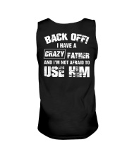 I Have A Crazy Father Unisex Tank thumbnail