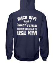 I Have A Crazy Father Hooded Sweatshirt thumbnail