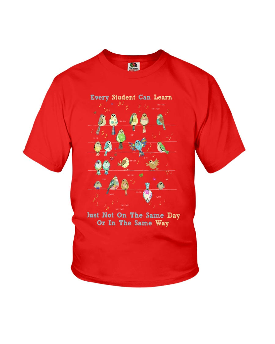 Teacher Every Student Youth T-Shirt