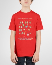 Teacher Every Student Youth T-Shirt garment-youth-tshirt-front-01