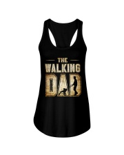 Walking Dad Ladies Flowy Tank thumbnail