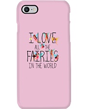 I Love All The Fairies In The World Phone Case i-phone-7-case