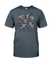 I Love All The Fairies In The World Classic T-Shirt thumbnail