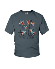 I Love All The Fairies In The World Youth T-Shirt thumbnail