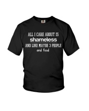 Sh- All I Care About Youth T-Shirt thumbnail
