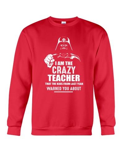 I am the crazy teacher