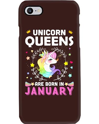Unicorn Queens Are Born In January