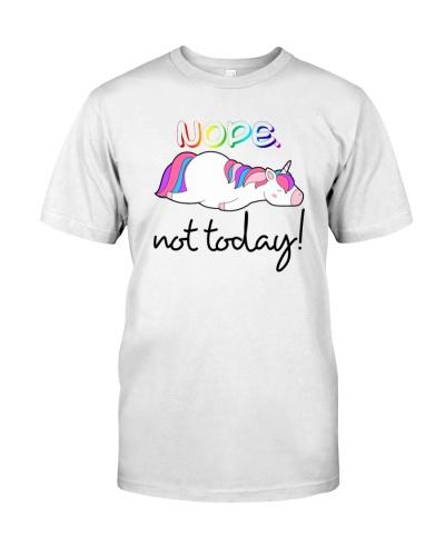 Unicorn Nope Not Today