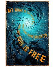 Scuba Diving Retro Poster 2 16x24 Poster front