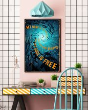 Scuba Diving Retro Poster 2 16x24 Poster lifestyle-poster-6