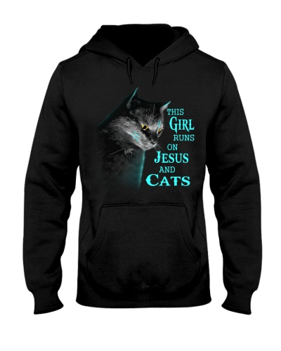 Cat This Girl Runs