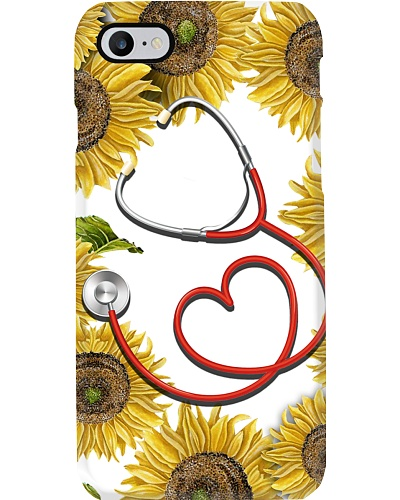 Nurse Phonecase Sunflower