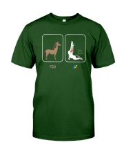 UNICORN YOU AND ME Classic T-Shirt front