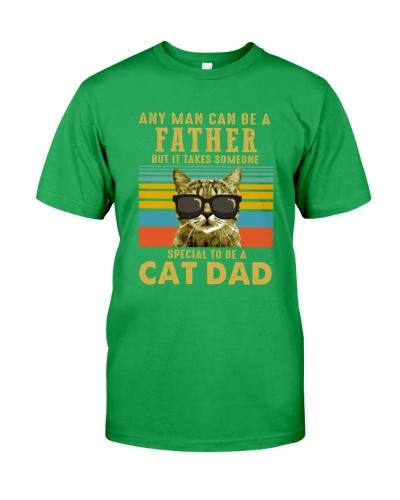 Cat Dad Vintage