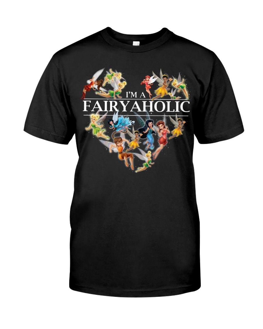 Fairy Aholic Classic T-Shirt