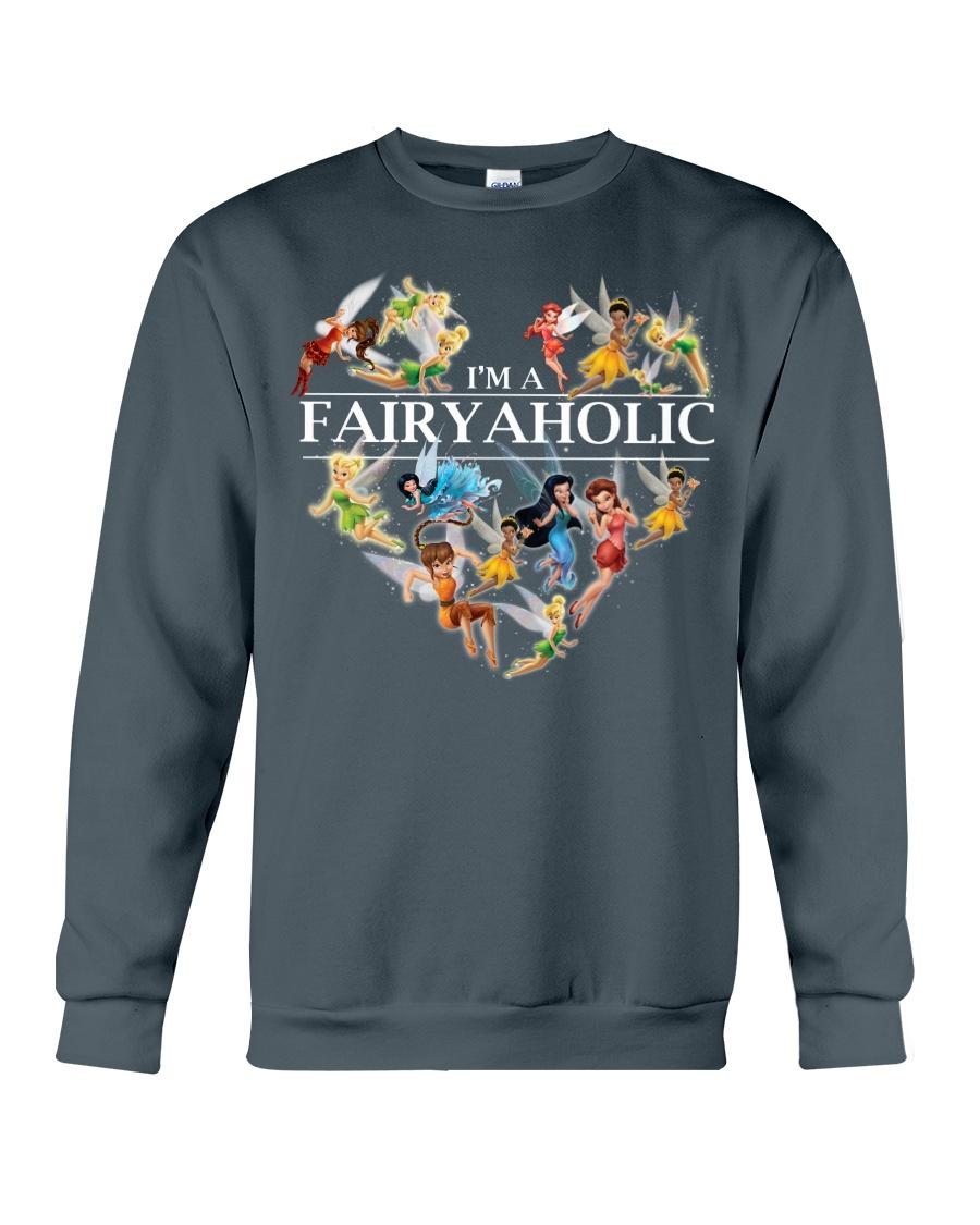 Fairy Aholic Crewneck Sweatshirt
