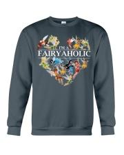Fairy Aholic Crewneck Sweatshirt front