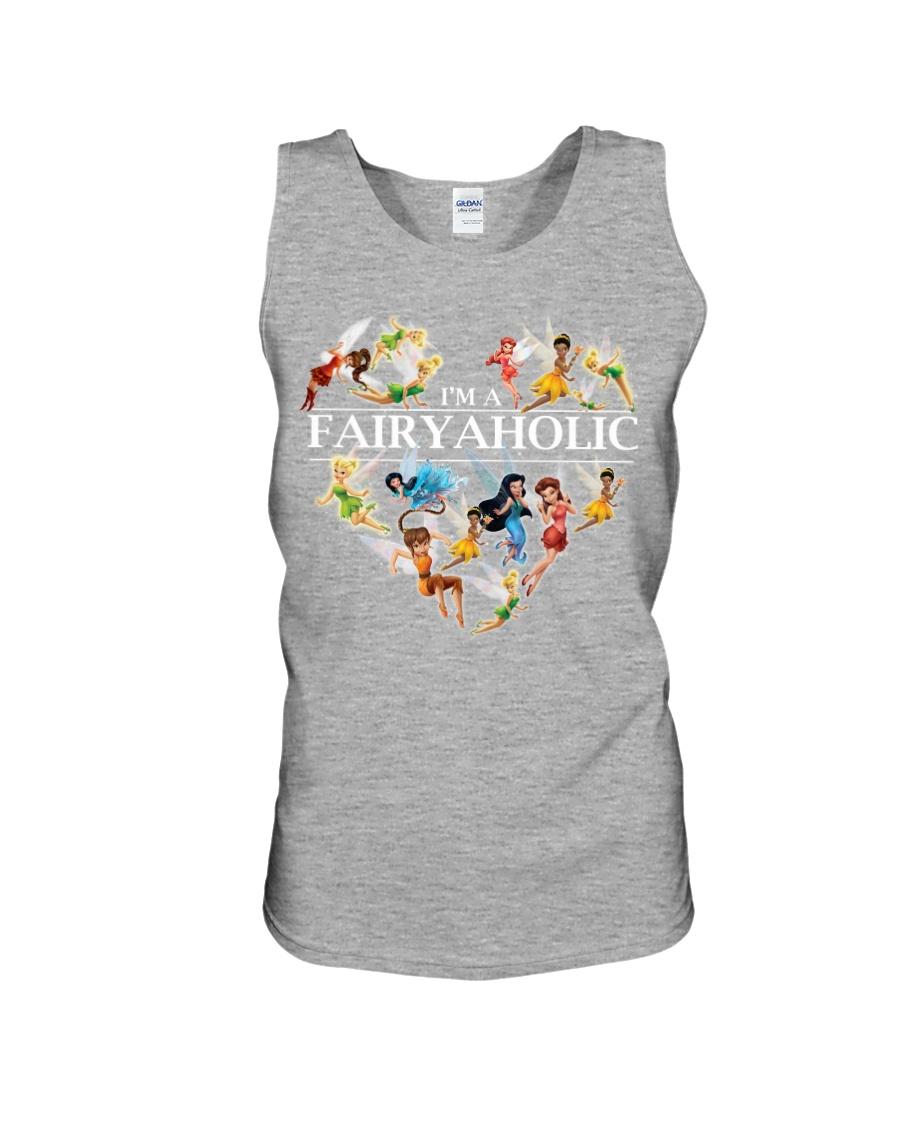 Fairy Aholic Unisex Tank