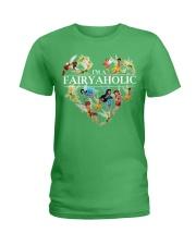 Fairy Aholic Ladies T-Shirt front