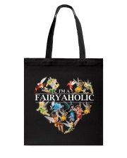 Fairy Aholic Tote Bag front