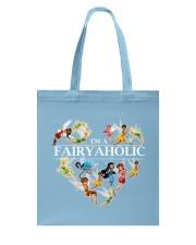 Fairy Aholic Tote Bag thumbnail