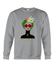 Crazy Fairy Lady Crewneck Sweatshirt thumbnail