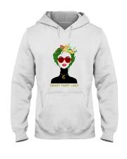 Crazy Fairy Lady Hooded Sweatshirt thumbnail