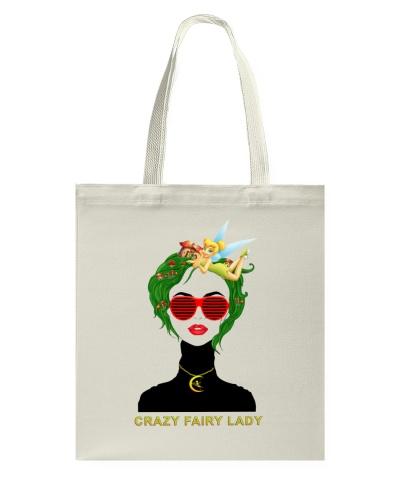 Crazy Fairy Lady