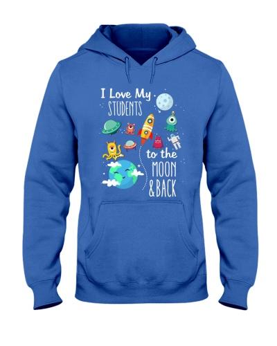 Teacher-I love my students