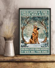 German Shepherd Once Upon A Time 11x17 Poster lifestyle-poster-3