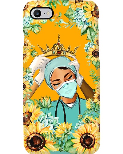 Nurse Queen Pride Phonecase