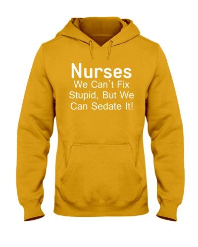 nurse- we can't fix
