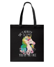 SHE'S BEAUTY - SHE'S GRACE Tote Bag thumbnail