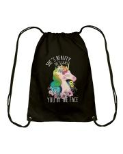 SHE'S BEAUTY - SHE'S GRACE Drawstring Bag thumbnail