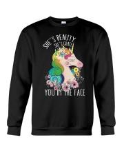 SHE'S BEAUTY - SHE'S GRACE Crewneck Sweatshirt thumbnail