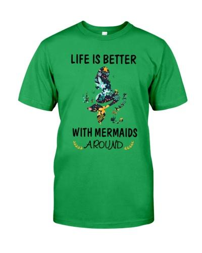 Mermaid - Life Is Better