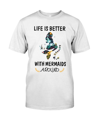 Mermaid - Life Is Better