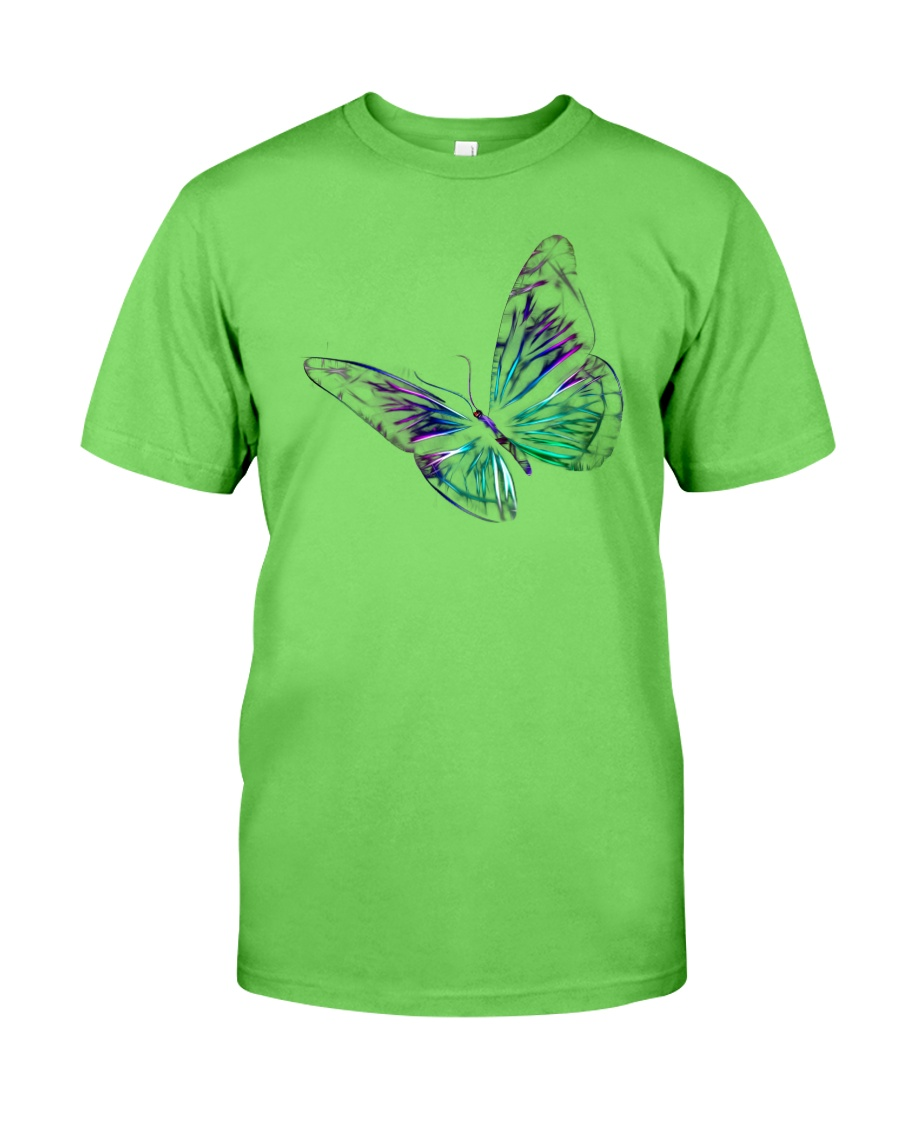 Butterfly In My Heart Classic T-Shirt