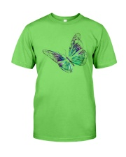 Butterfly In My Heart Classic T-Shirt front