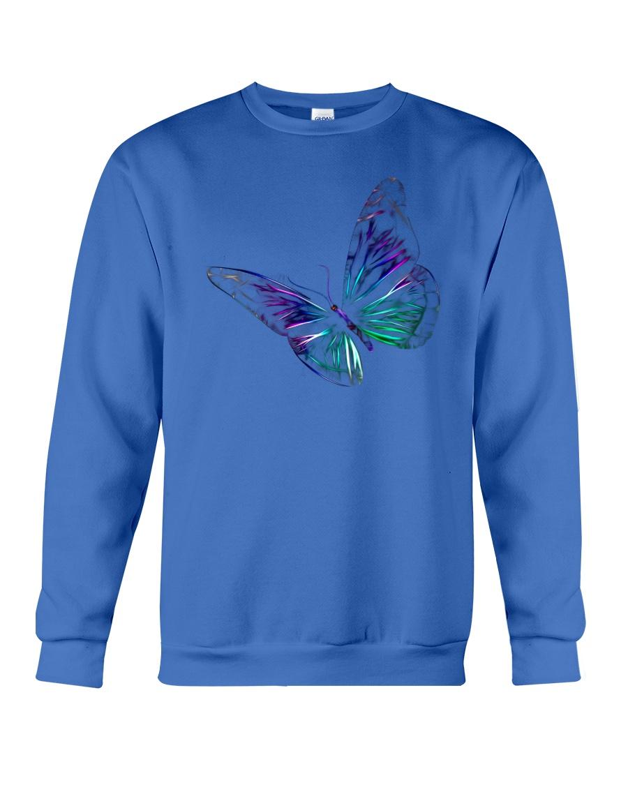 Butterfly In My Heart Crewneck Sweatshirt