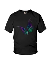 Butterfly In My Heart Youth T-Shirt thumbnail