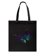 Butterfly In My Heart Tote Bag thumbnail